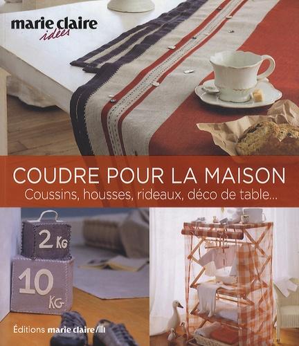 Adeline Lobut - Coudre pour la maison - 50 projets chic et charme.