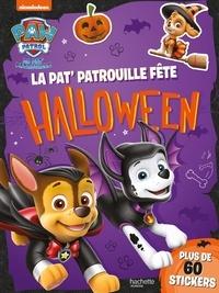 Adeline Michel-Tran - La Pat' Patrouille fête Halloween - Plus de 60 stickers.