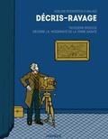 Adeline Rosenstein et Alex Baladi - Décris-Ravage Tome 3 : Décrire et inventer la terre Sainte.