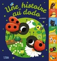 Adeline Ruel et  Paku - Au jardin.