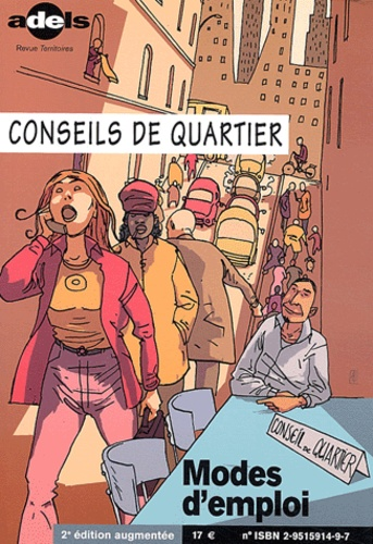ADELS - Conseils de quartier - Modes d'emploi.