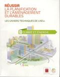 ADEME - Réussir la planification et l'aménagement durables N° 7 : Climat et énergie.