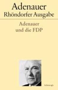 Adenauer und die FDP.