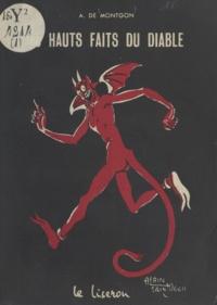 Adhémar de Montgon et Alain Saint-Ogan - Les hauts faits du diable.