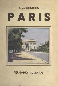 Adhémar de Montgon et  Carlier - Paris.
