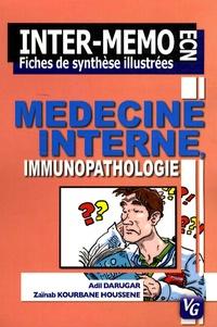 Adil Darugar et Zaïnab Kourbane Houssene - Médecine interne - Immunopathologie.