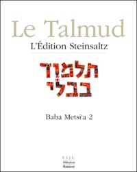 Deedr.fr Le Talmud - Tome 12, Baba Metsi'a 2 Image