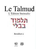 Adin Steinsaltz - Le Talmud - Tome 2, Berahot 2.