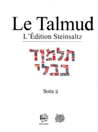 Checkpointfrance.fr Le Talmud - Tome 18, Sota 2 Image