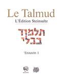 Adin Steinsaltz - Le Talmud - Tome 36, 'Erouvin 1.