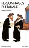 Adin Steinsaltz - Personnages du Talmud.