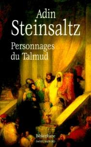 Deedr.fr Personnages du Talmud Image
