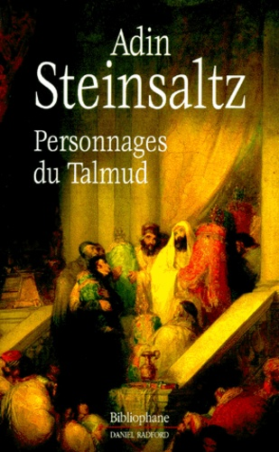 Adin Steinsaltz - .