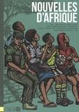 Adjé et Christophe Cassiau-Haurie - Nouvelles d'afrique.