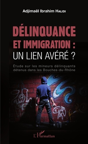 Adjimaël Ibrahim Halidi - Délinquance et immigration : un lien avéré ? - Etude sur les mineurs délinquants détenus dans les Bouches-du-Rhône.