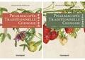 Adnan Boulos - Pharmacopée traditionnelle chinoise - Tome 1, Matière médicale ; Tome 2, Alimentation chinoise.
