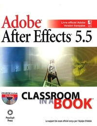 After Effects 5.5 -  Adobe |