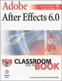 Adobe - After Effects 6.0. 1 Cédérom