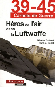 Adolf Galland et Hans Ulrich Rudel - Héros de l'air dans la Luftwaffe.