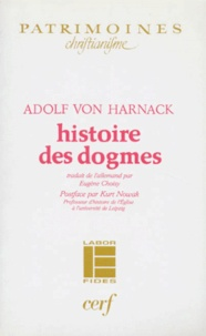Adolf Harnack - .