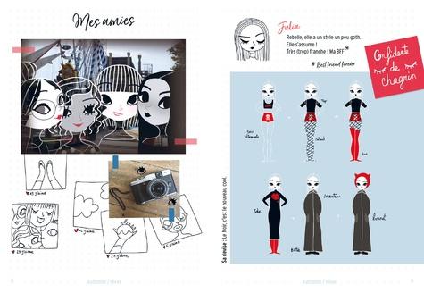 Suzy. Mon carnet de style