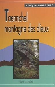 Adolphe Landspurg - Taennchel, montagne des dieux.
