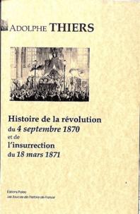 Galabria.be Histoire de la révolution du 4 septembre 1870 et de l'insurrection du 18 mars 1871 Image
