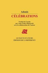 Adonis - Célébrations.