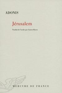 Adonis - Jérusalem.