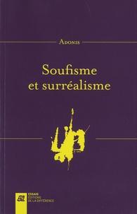 Adonis - Soufisme et surréalisme.