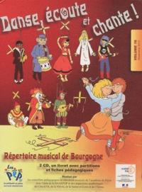 ADPEP 21 - Danse, écoute et chante ! - Répertoire musical de Bourgogne Volume 16. 2 CD audio