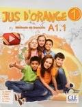 Adrian Cabrera et André Payet - Jus d'orange 1 A1 - Méthode de français. 1 DVD