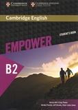 Adrian Doff et Craig Thaine - Cambridge English Empower B2 - Upper Intermediate Student's Book.