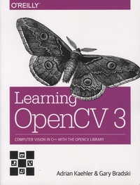 Galabria.be Learning OpenCV 3 - Computer Vision in C++ with the OpenCV Library Image