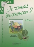 Adrian Pavely et Pascale Tievant - Je connais les animaux (2) : Insectes et batraciens changent de peau.