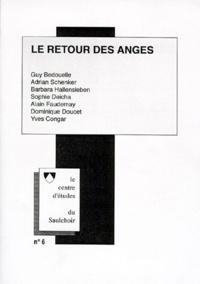 Openwetlab.it LE RETOUR DES ANGES Image