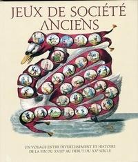 Adrian Seville - Jeux de société anciens - Un voyage entre divertissement et histoire de la fin du XVIIe au début du XXe siècle.