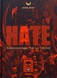 Adrian Smith - Hate - Chroniques de la Haine.