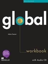 Adrian Tennant - Global Beginner Workbook. 1 CD audio