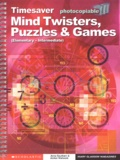 Adrian Wallwork et Anna Southern - Mind twisters, puzzles and games.