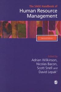 Adrian Wilkinson et Nicolas Bacon - The SAGE Handbook of Human Resource Management.