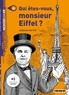 Adriana Kritter - Qui êtes-vous Monsieur Eiffel - Livre + MP3.