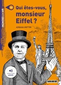 Adriana Kritter - Qui êtes-vous, monsieur Eiffel ?.