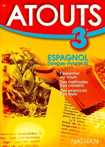 Espagnol 3eme Seconde Langue
