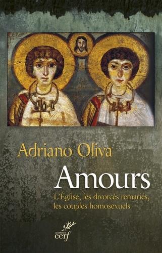 Amours - Adriano Oliva - Format ePub - 9782204106801 - 6,49 €