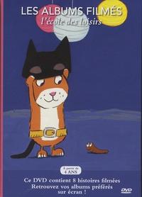 Adrien Albert et Kazuo Iwamura - Papa sur la lune ; Le train des souris ; Le Mange-doudous ; La brouille ; Nuit noire ; C'est moi le plus beau ; La princesse coquette ; La fête de Billy. 1 DVD