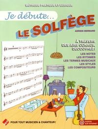 Le solfège - Adrien Bernard pdf epub