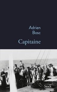 Adrien Bosc - Capitaine.