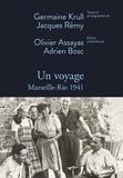 Adrien Bosc - Un voyage - Marseille-Rio 1941.