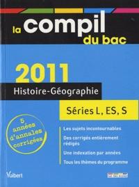 Adrien Boschet et Guillaume Dumont - Histoire Géographie Bac L, ES, S.
